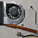 HP PAVLION DV2000 COMPAQ PRESARIO V3000 AMD CPU HEATSINK & FAN 431851-001