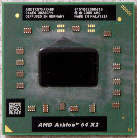 TOSHIBA SATELLITE L305D AMD ATHLON 64 X2 DUAL CORE 1.9GHz AMDTK57HAX4DM