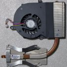 TOSHIBA SATELLITE L300 L305D L355 CPU HEATSINK & FAN V000140240