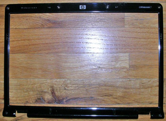 "HP PAVILION DV6000 DV6500 DV6565 15.4"" LCD BEZEL 433281-001"
