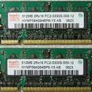 HP PAVILION DV2000 DV6000 DV9000 1GB LAPTOP RAM 434741-001