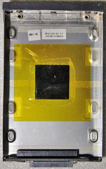 DELL LATITUDE CP CPi CPx 3700 3800 HD HARD DRIVE CADDY 84993 w/ IDE CONNECTOR