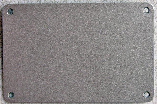 """GENUINE OEM POWERBOOK G4 15.2"""" ALUMINUM MEMORY RAM COVER w/ SCREW"""