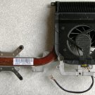 OEM HP DV9000 AMD CPU HEATSINK & COOLING FAN 438606-001