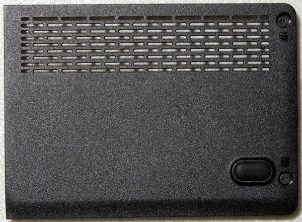 HP DV6000 DV6500 HARD DRIVE COVER w/ SCREWS 3BAT8HDTP00