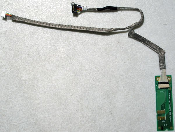 COMPAQ N600C N620C MULTIPORT MODULE PCB-PC7507TRANSFB