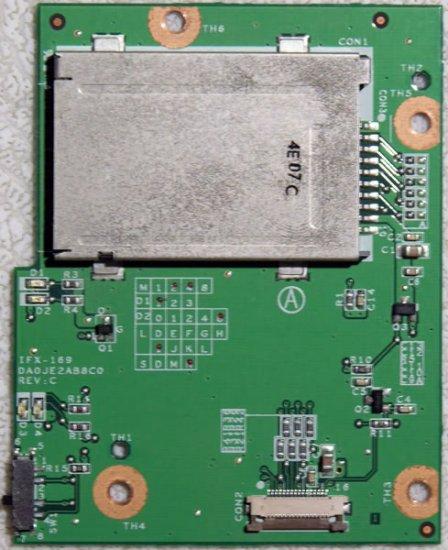 SONY K215 K23 K25 K27 K33 CARD READER BOARD DA0JE2AB8C0