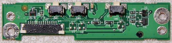 HP PAVILION ZX5000 ZV5400 MULTIMEDIA BOARD HR60 LS-1811