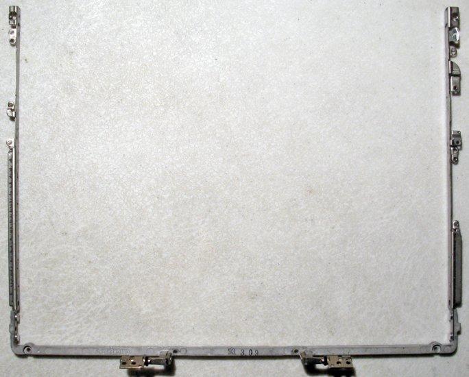"""GENUINE APPLE iBOOK G3 G4 12"""" LCD SCREEN HINGES FRAME"""