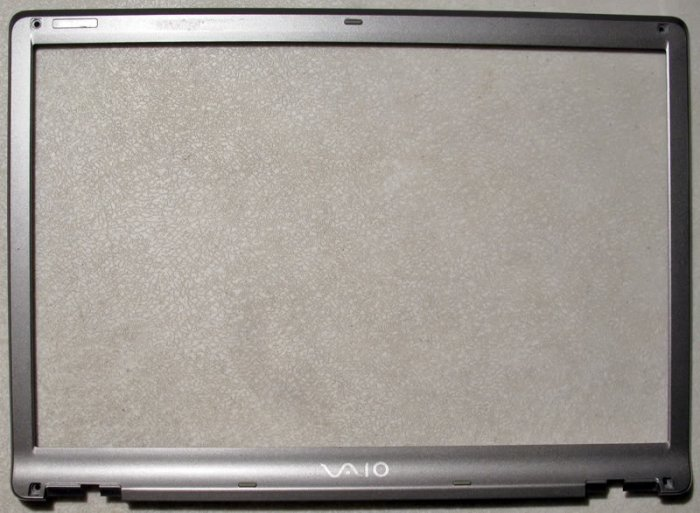 "SONY VAIO VGN-S150 S160 S270 S360P 13"" LCD SCREEN BEZEL"