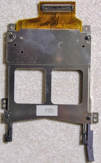 SONY VAIO Z505HS Z505JS Z505 PCMCIA SLOT CAGE ASSEMBLY