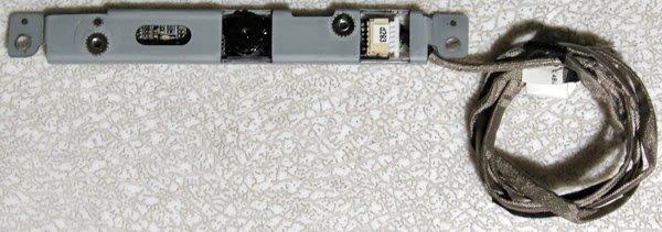 HP DV2000 1.3 MP WEBCAM ASSY w/ CABLE P/N: 50.4F617.001
