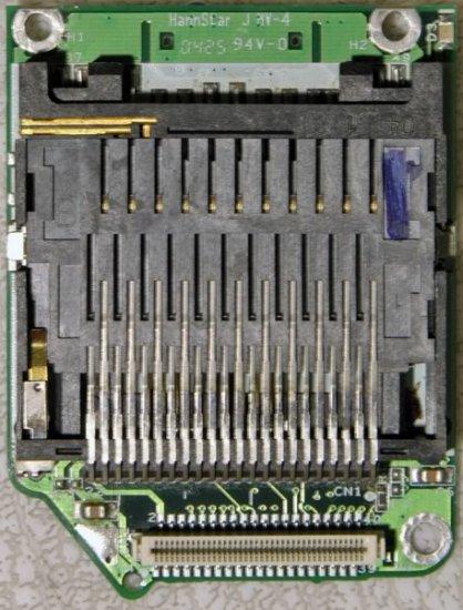 HP ZD7000 CARD READER / IR INFRARED BOARD DANT1PTH6A1