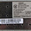 TOSHIBA A135 A130 A105 MINI PCIe WIFI CARD K000044810