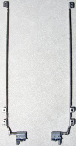 """TOSHIBA SATELLITE P30 P35 17.1"""" LCD HINGES AMEEQ069000 LEFT & RIGHT SET"""