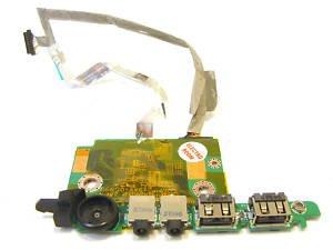 Toshiba U305 USB Port Audio Board Volume DA0BU1AB6D0