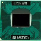Intel Core 2 Duo T7600 2.3 GHz 667 FSB laptop CPU SL9SD
