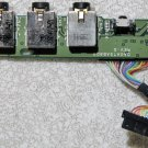 HP PAVILION DV9000 SERIES AUDIO SOUND BOARD DA0AT5AB8D0 REV: C w/ CABLE