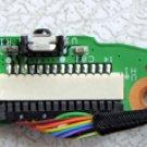 HP PAVILION DV6000 SERIES AUDIO SOUND BOARD DA0AT8AB8F9 REV: F w/ CABLE