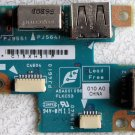 OEM TOSHIBA SATELLITE A50 A55 DUEL USB / S-VIDEO BOARD A5A001096