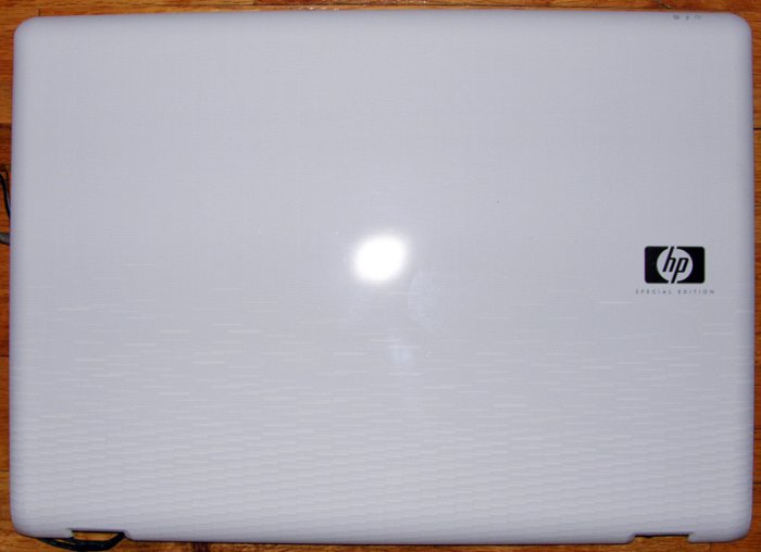 """HP DV6000 DV6500 SPECIAL EDITION 15.4"""" LCD COVER 436261"""
