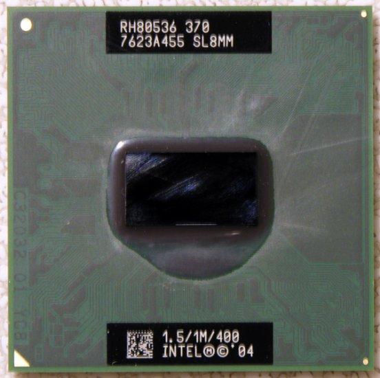 GATEWAY MX3231 MX3225 INTEL CELERON M CPU 1.5GHz SL8MM