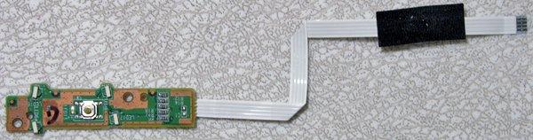 GATEWAY MX3231 MX3225 POWER SWITCH BOARD 40-A07559-A000