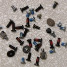 OEM HP PAVILION DV6000 DV6500 DV6700 COMPLETE LAPTOP SCREWS / SCREW SET