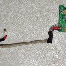 GENUINE HP PAVILION DV6000 USB DC IN JACK BOARD w/ CABLE DDAT8APB2003807