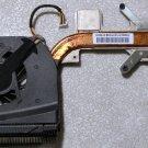 HP PAVILION DV6000 DV6500 DV6565 AMD CPU HEATSINK & COOLING FAN 451860-001