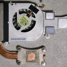 DELL INSPIRON 1420 1400 CPU COOLING FAN & HEATSINK NR432 / UX281