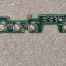 DELL INSPIRON 1400 1420 MEDIA BUTTON BOARD w/ CABLE UX289 08G20EA3500GDE