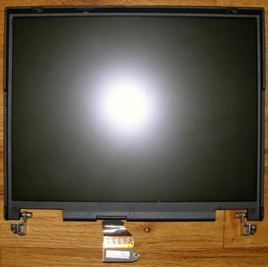 "IBM THINKPAD T20 T21 T22 T23 14.1"" LCD SCREEN ASSEMBLY"