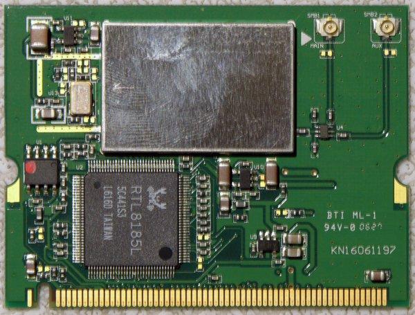 GATEWAY MX3231 MT3423 MT3422 W340UA WiFi WIRELESS CARD 83-880147-000G