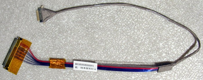 "GATEWAY MA MX3231 MX3225 14.1"" LCD CABLE B0185050G00001"