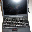 IBM THINKPAD T21 INTEL PENTIUM III 750MHz 96MB CD-ROM