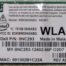 DELL LATITUDE D620 D630 E1705 1520 XPS M1210 ABG WIRELESS WIFI CARD NC293 / 0NC293