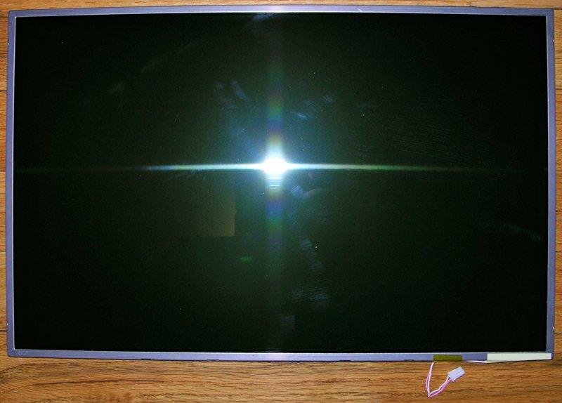 "GATEWAY MS2252 P7805 FX 17.1"" LCD SCREEN B170UW01 WUXGA"