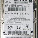 "GENUINE OEM MAC POWERBOOK G4 15"" 80GB HD HARD DRIVE MHT2080AT"