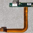 "APPLE MAC POWERBOOK G4 15"" .133GHz ~ 1.5GHz ALUMINUM USB BOARD w/ CABLE 820-1601-A"