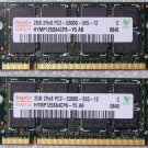 HP PAVILION DV2000 DV6000 DV9000 4GB LAPTOP RAM 448003-001