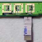 OEM DELL INSPIRON 1525 1526 LED POWER SWITCH BOARD 48.4W004.011 w/ CABLE