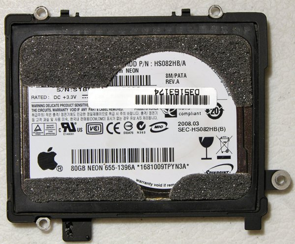 how to format hard drive for macbook air