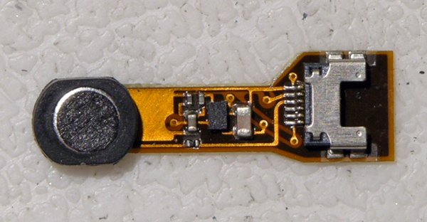 "MACBOOK AIR 13"" 1.6 1.8GHz MICROPHONE MIC ASSY A1237"