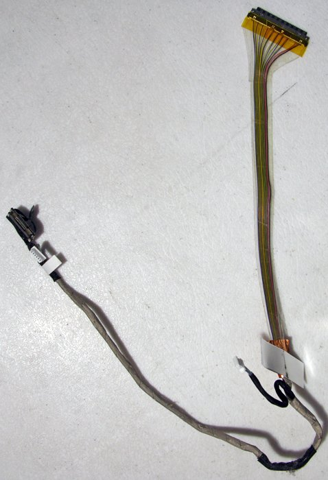 """SONY VAIO VGN-FE FE590P 15.4"""" LCD CABLE 073-0001-1885-A"""