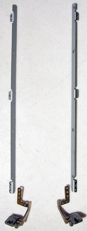 """SONY FE FE590P FE880E 15.4"""" LCD HINGES LEFT & RIGHT SET"""