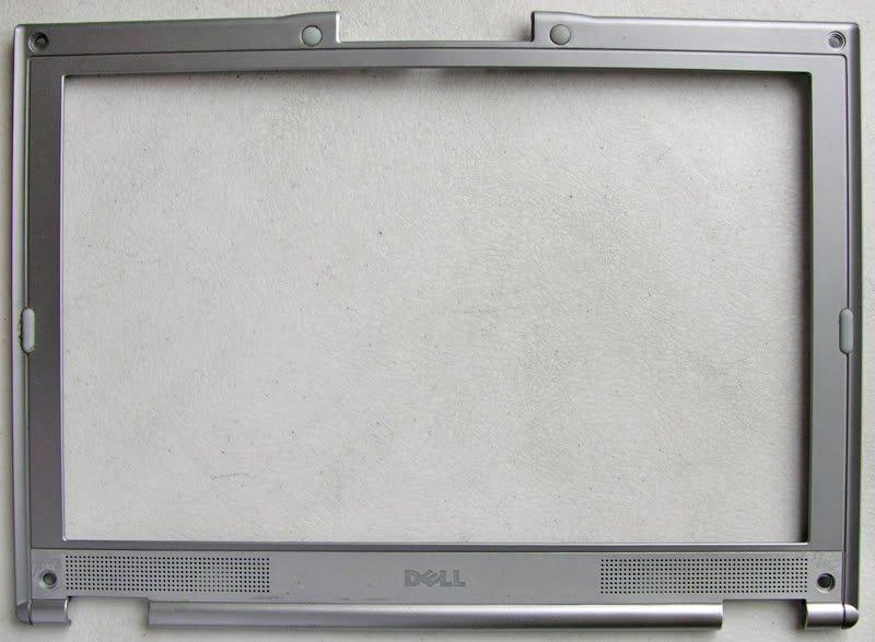 "OEM DELL XPS M1210 12.1"" LCD FRONT BEZEL 0FJ559 / FJ559"