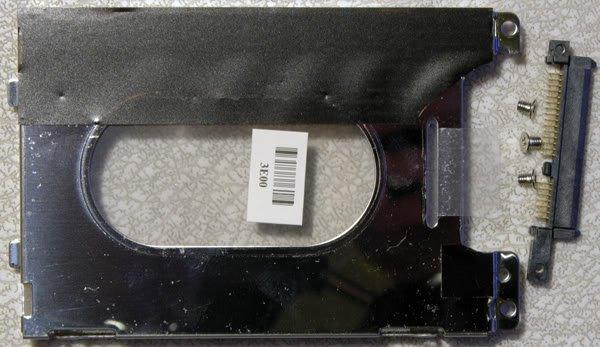 HP DV6000 DV6700 SATA HD HARD DRIVE CADDY ASSY 434106