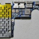 "MACBOOK PRO 15"" C2D USB AUDIO DC BOARD A1260 820-2273-A"
