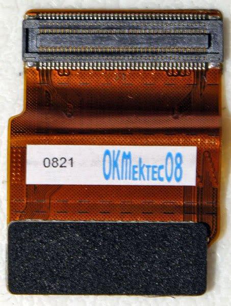 "MACBOOK PRO A1260 15""  IO / LEFT AUDIO CABLE 821-0584-A"